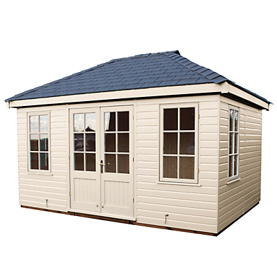 Crane 3.0 x 4.2m Garden Room, FSC-certified (Scandinavian Redwood)