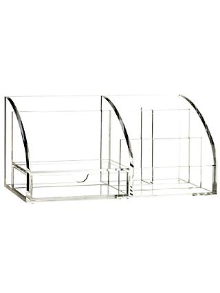 Osco Desk Organiser, Clear