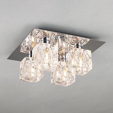 Bathroom Ceiling Lights John Lewis buy john lewis cuboid ceiling light | john lewis