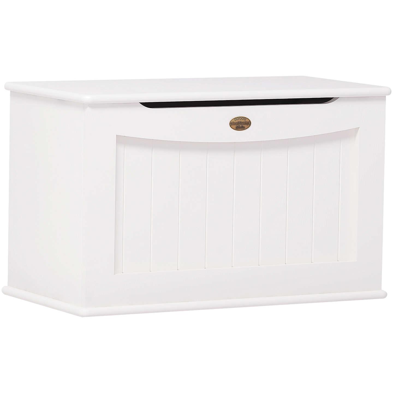 boori toy box white at john lewis. Black Bedroom Furniture Sets. Home Design Ideas