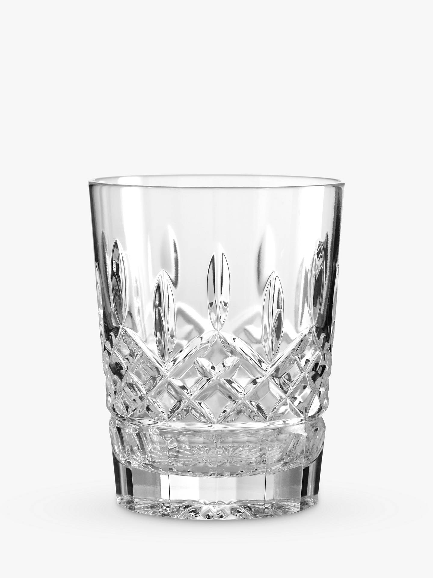 8bfdcb89170 Buy Waterford Crystal Lismore Double Old Fashioned Cut Lead Crystal Tumbler
