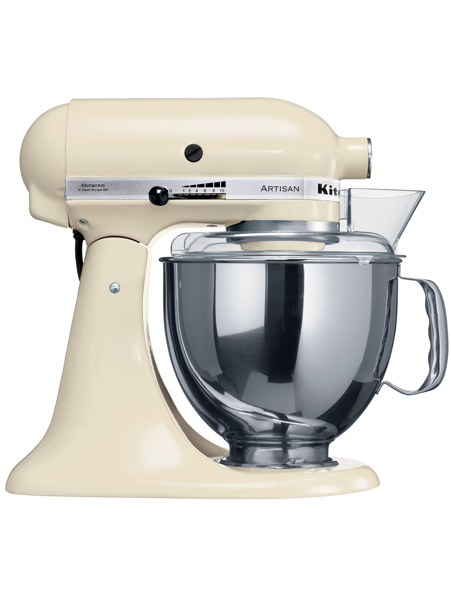 Kitchenaid 150 Artisan 4 8l Stand Mixer At John Lewis