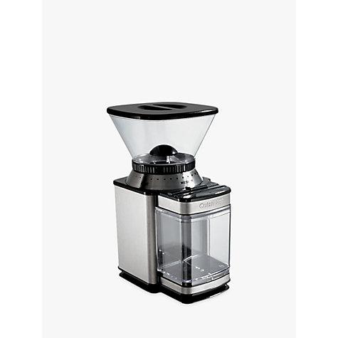 Buy Cuisinart Dbm8u Auto Burr Coffee Grinder John Lewis
