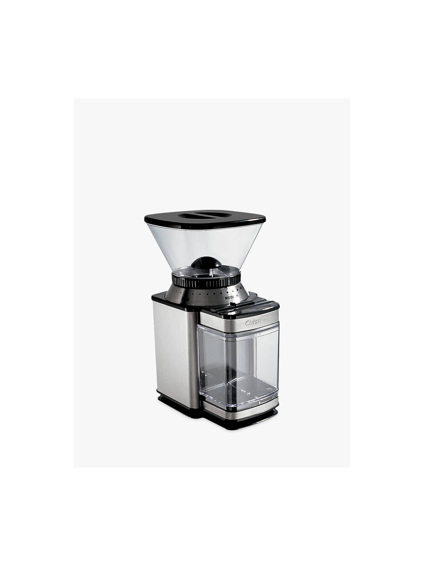 BuyCuisinart DBM8U Auto Burr Coffee Grinder Online at johnlewis.com
