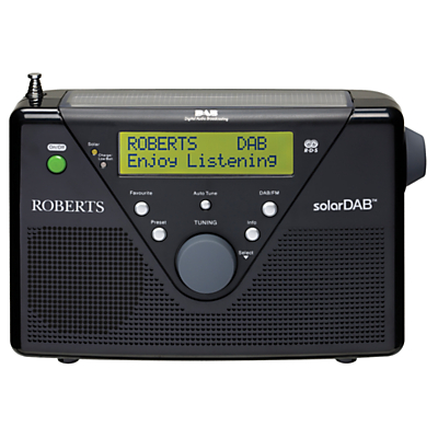 ROBERTS Solar DAB 2 Digital Radio