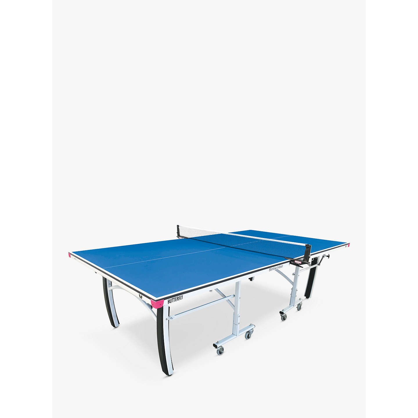 BuyButterfly Slimline Indoor Table Tennis Table, Green Online At  Johnlewis.com ...