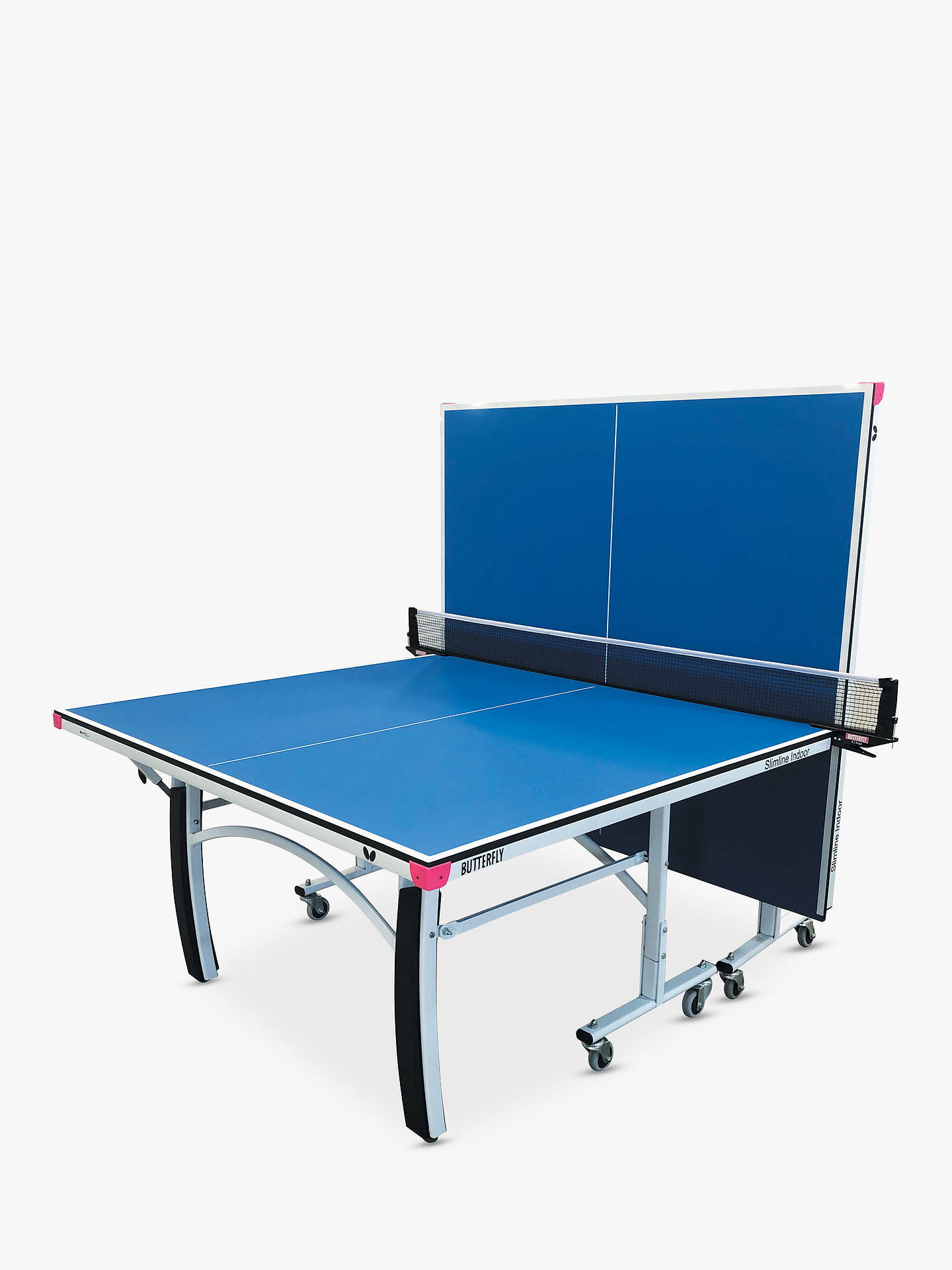 BuyButterfly Slimline Indoor Table Tennis Table, Green Online at johnlewis.com