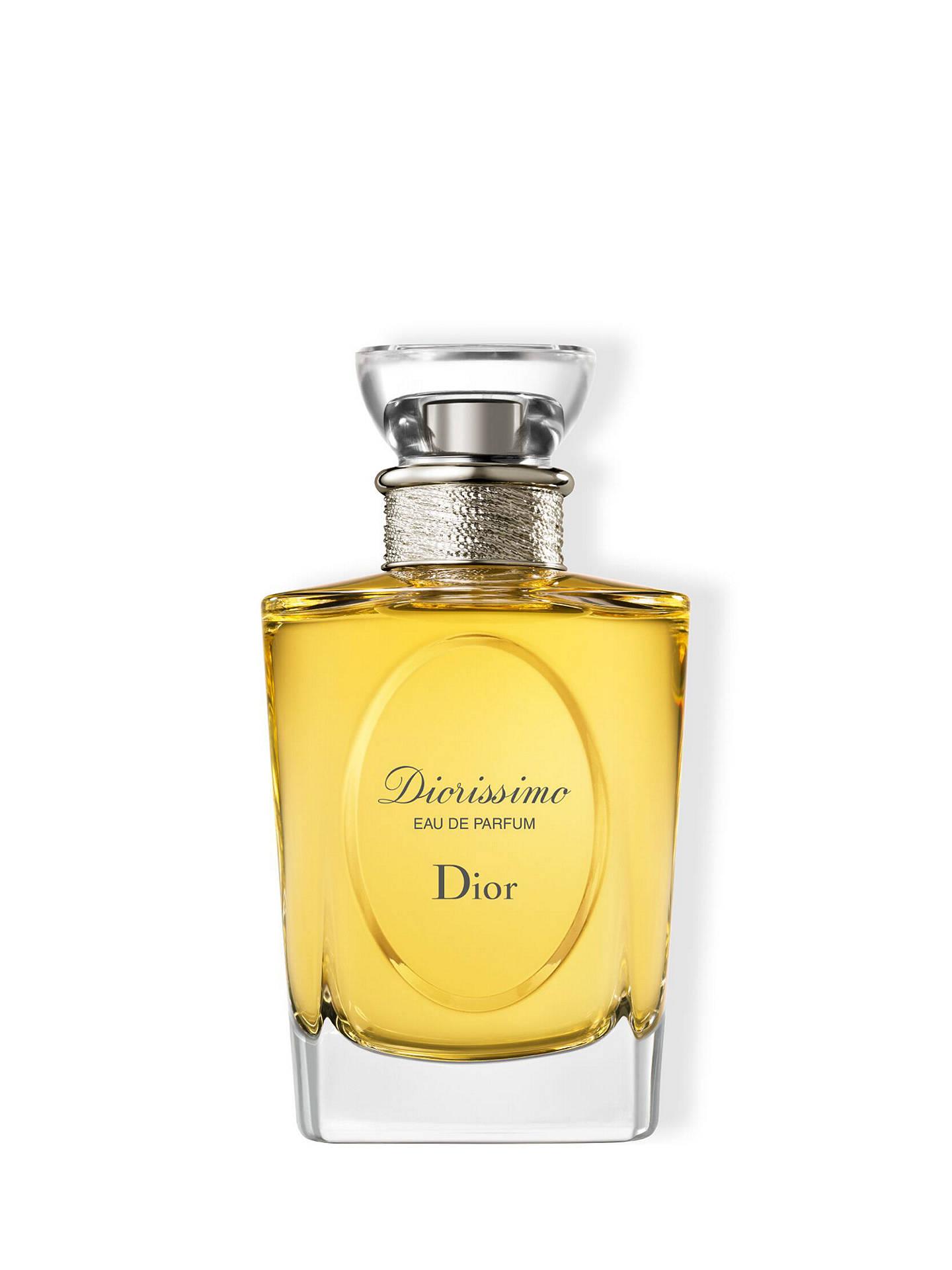 073e34a6af7 Buy Dior Diorissimo Eau De Parfum Spray, 50ml Online at johnlewis.com