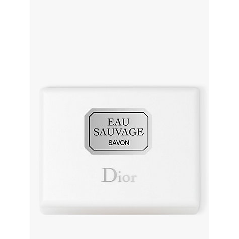 Buy Dior Eau Sauvage Soap, 150g Online at johnlewis.com
