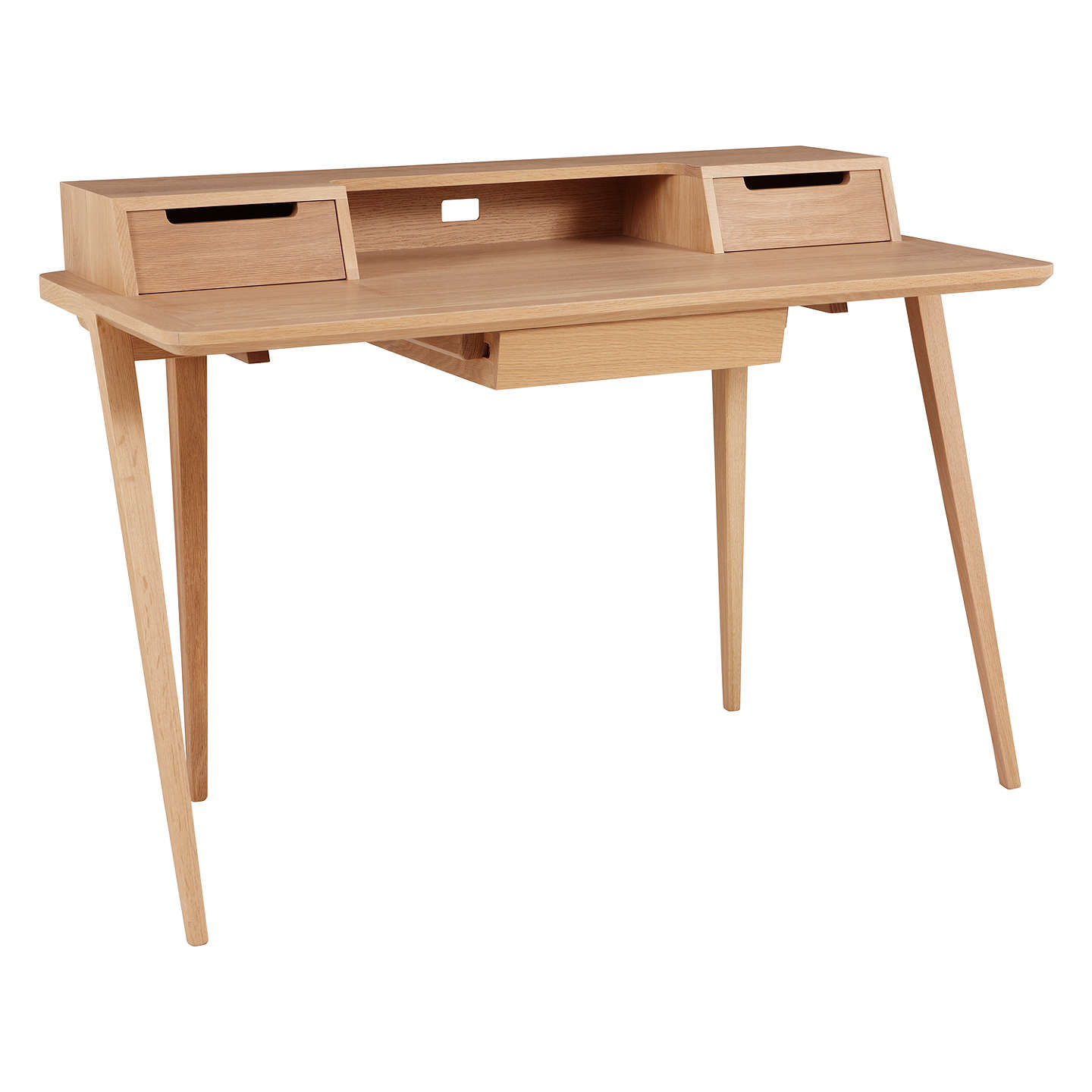 BuyMatthew Hilton for ercol Treviso Desk Online at johnlewis.com