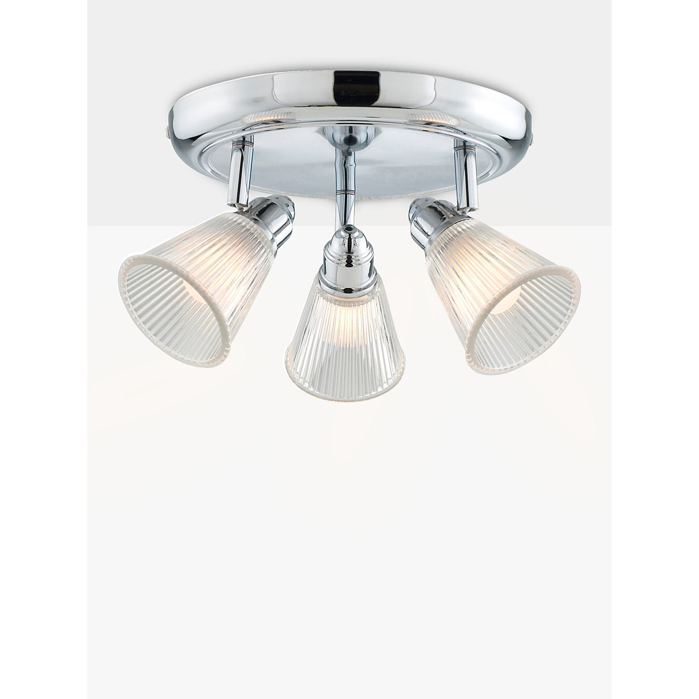 John lewis track lighting cheap shop for ceiling lighting from our beautiful buy john lewis lucca spotlight bathroom ceiling plate online at with john lewis track lighting aloadofball Images