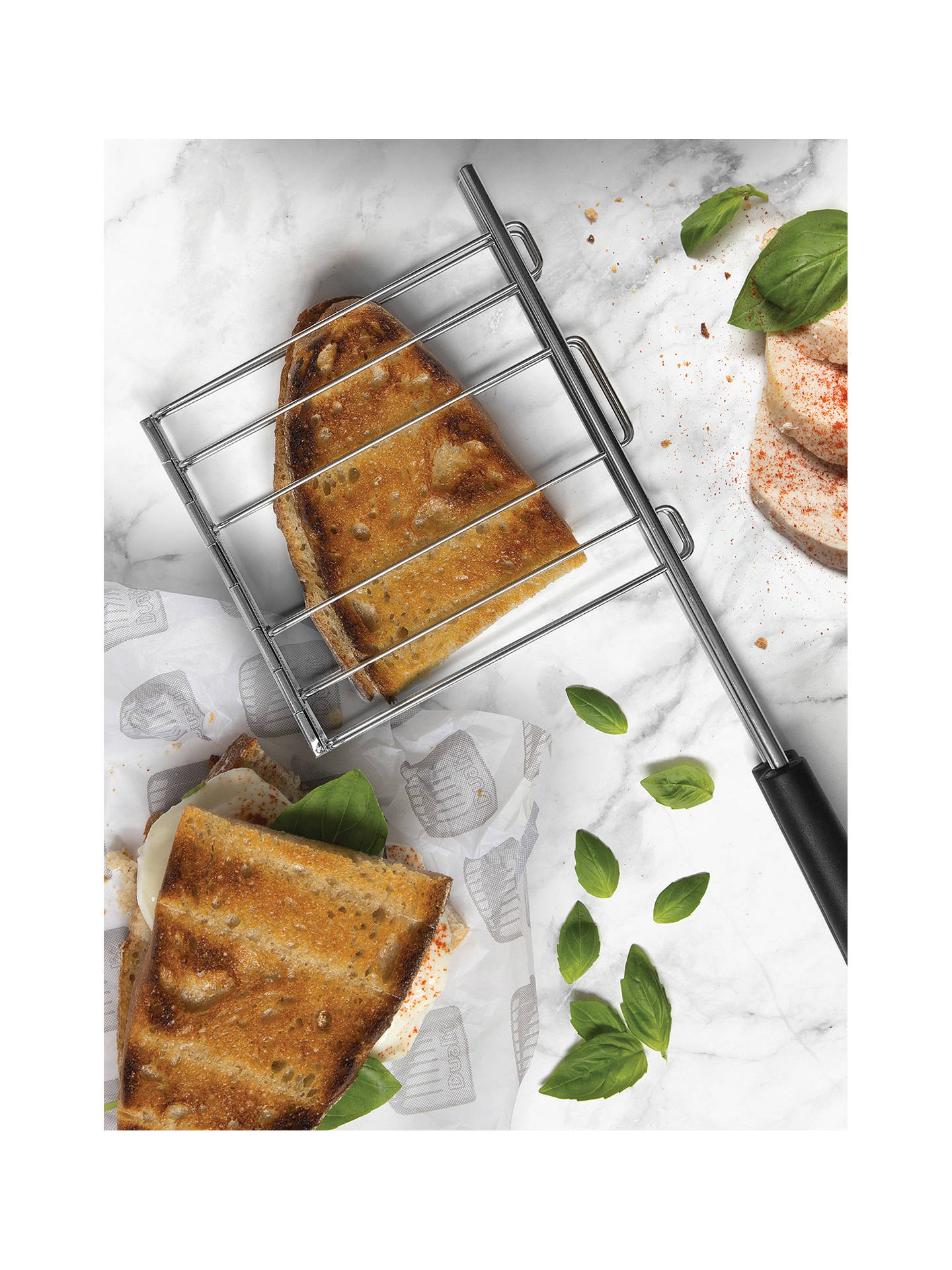 Buy Dualit NewGen 4-Slice Toaster, Polished Online at johnlewis.com