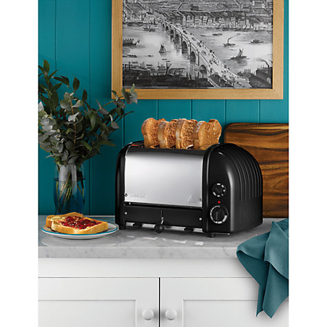 Buy Dualit NewGen 4-Slice Toaster Online at johnlewis.com
