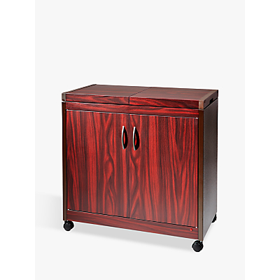 Image of Hostess Trolley, HL6232, Mahogany