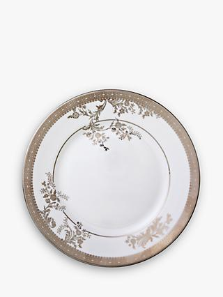 Vera Wang for Wedgwood Lace Platinum 20cm Dessert Plate