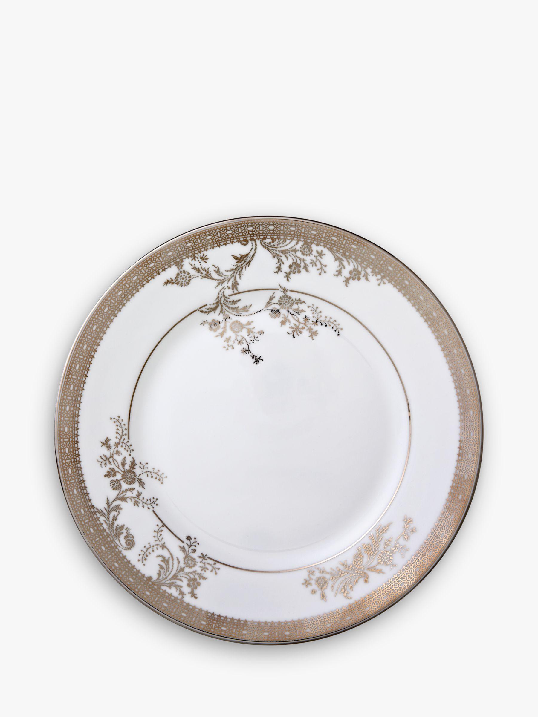 Vera Wang for Wedgwood Vera Wang for Wedgwood Lace Platinum 20cm Dessert Plate