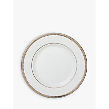 Buy Vera Wang for Wedgwood Lace Platinum 15cm Tea Plate Online at johnlewis.com