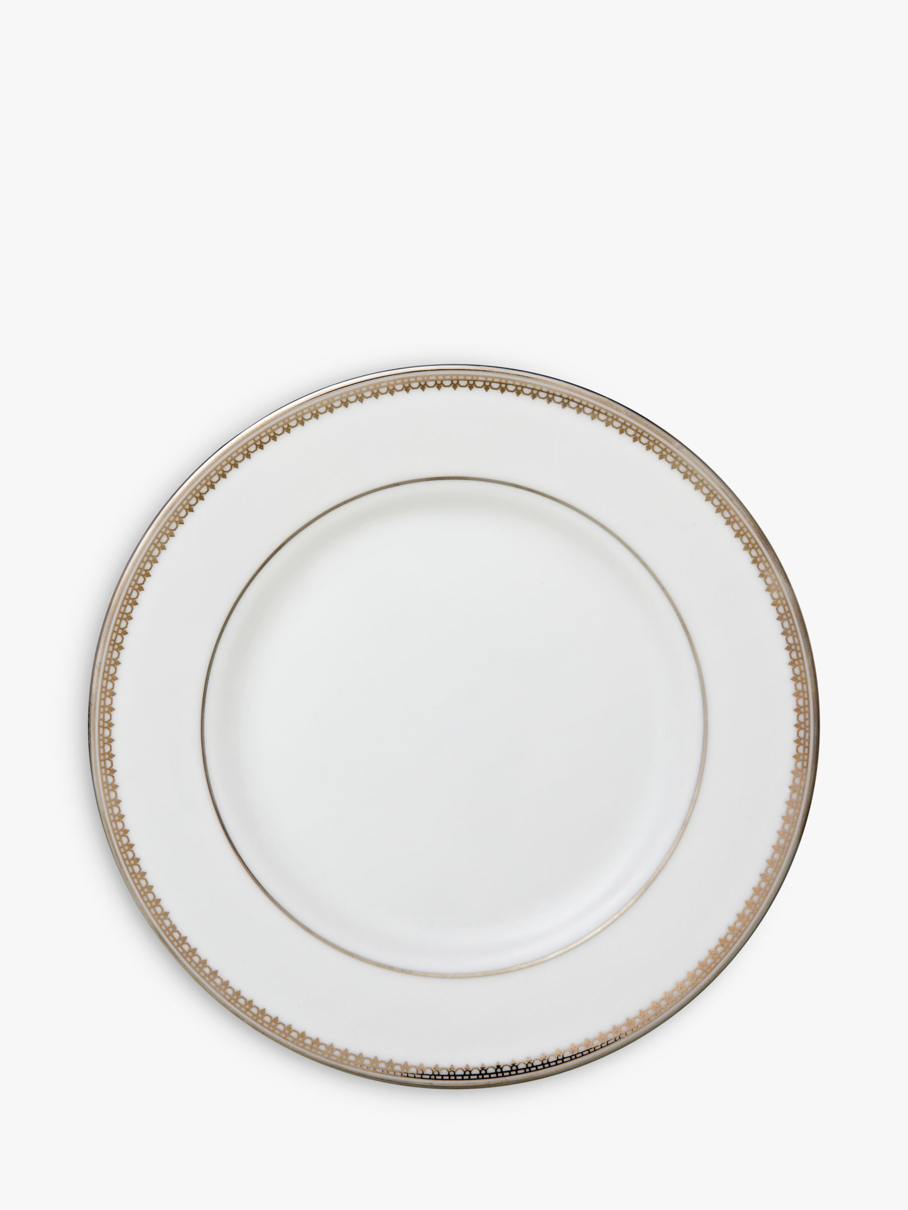 Vera Wang for Wedgwood Vera Wang for Wedgwood Lace Platinum 15cm Tea Plate