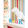 Buy Harlequin Wallpaper, Rush 70538, Turquoise / Multi Online at johnlewis.com