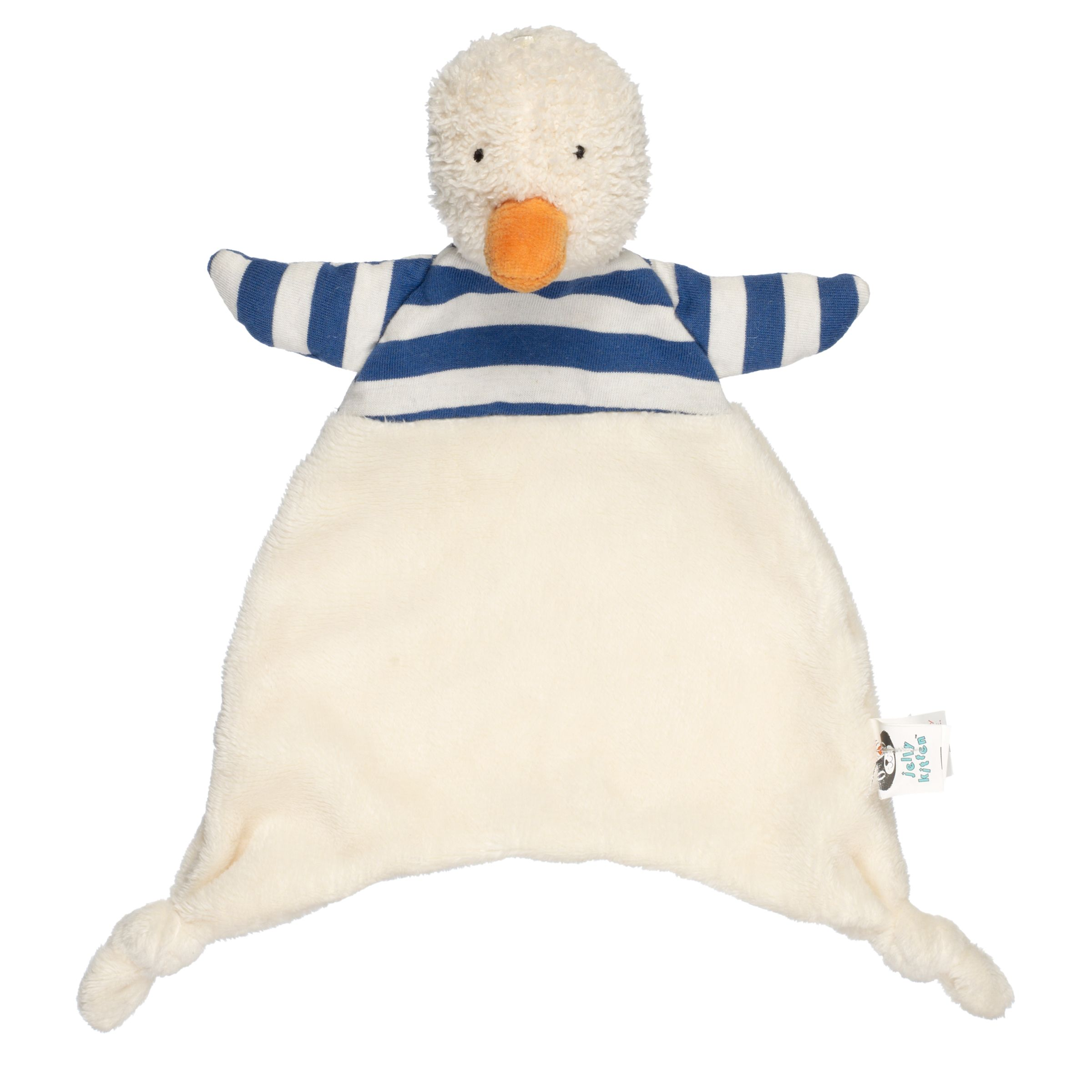 Jellycat Jellycat Bredita Duck Soother Soft Toy