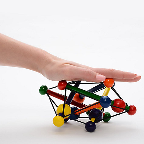 Buy Manhattan Skwish Primary Colours Activity Toy Online at johnlewis.com