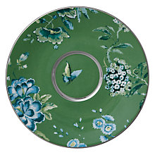 Buy Jasper Conran for Wedgwood Chinoiserie Green Tea Saucer Online at johnlewis.com