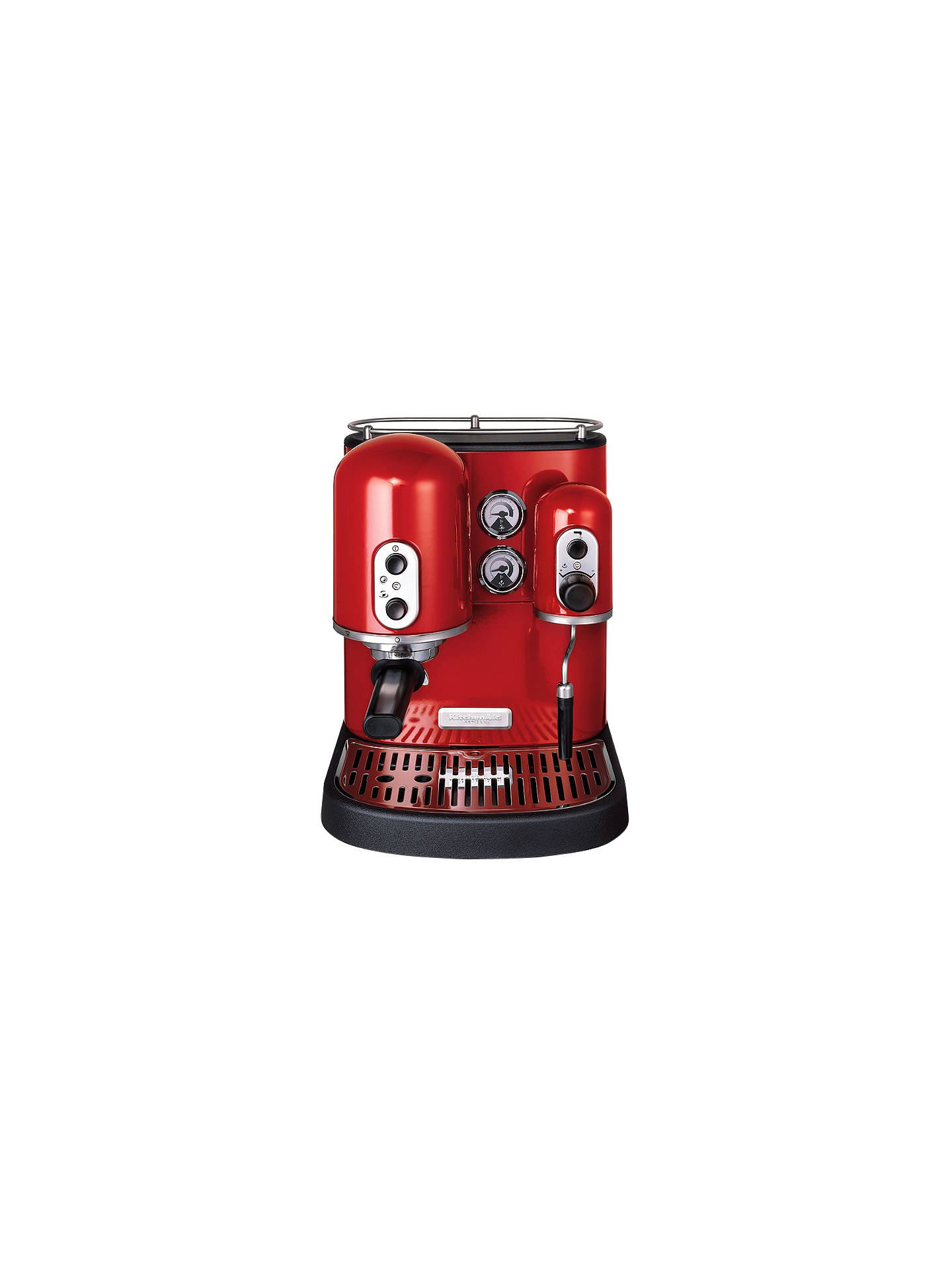 Kitchenaid Artisan Coffee Machine At John Lewis Partners