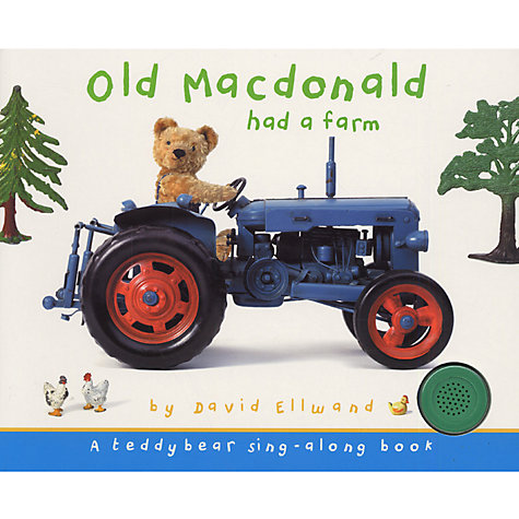 Buy Old Macdonald Had a Farm Book Online at johnlewis.com