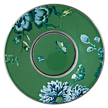 Buy Jasper Conran for Wedgwood Chinoiserie Green Espresso Saucer Online at johnlewis.com