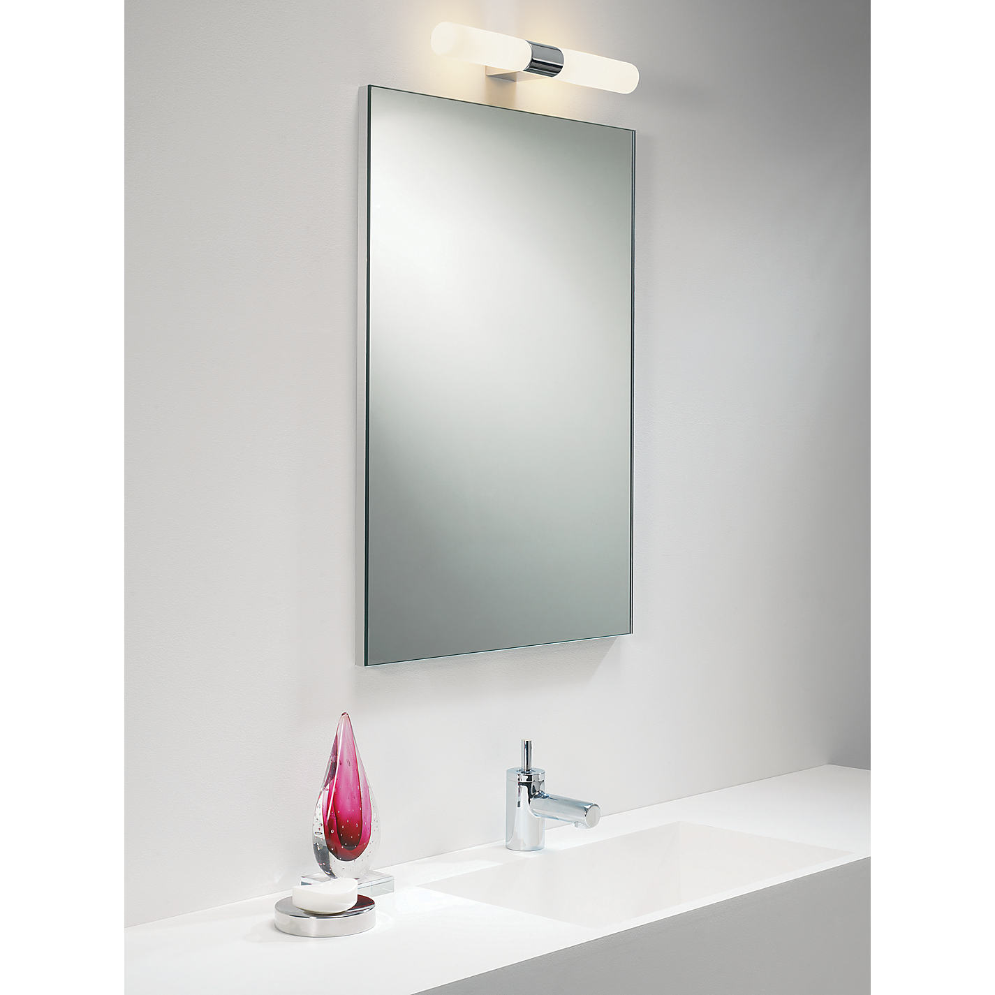 Buy Astro Padova Over Mirror Bathroom Light Online At Johnlewis.com .  M