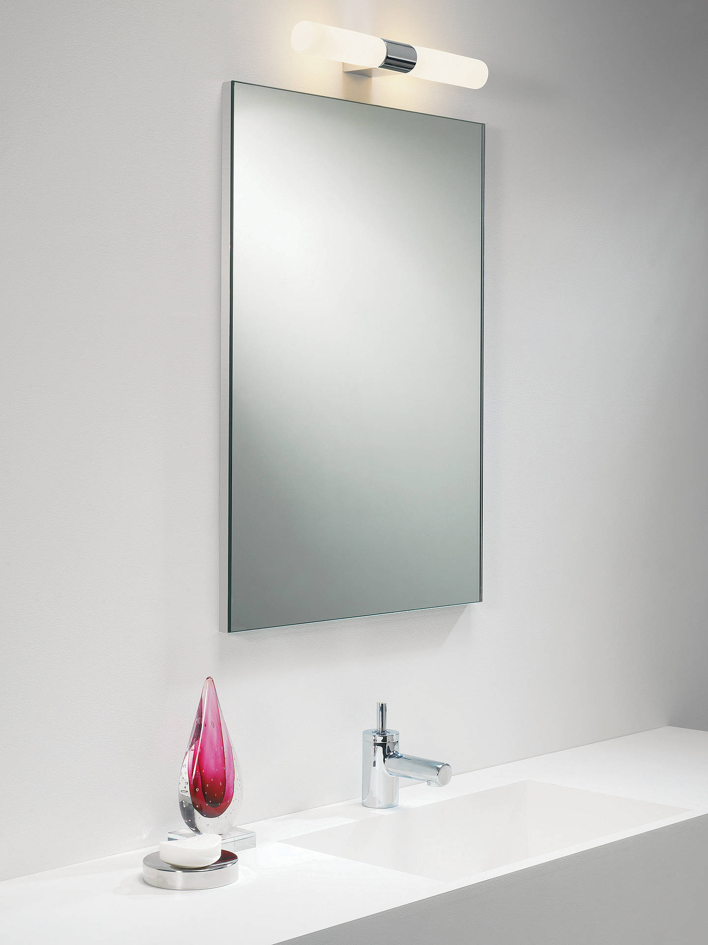 BuyAstro Padova Over Mirror Bathroom Light Online at johnlewis.com