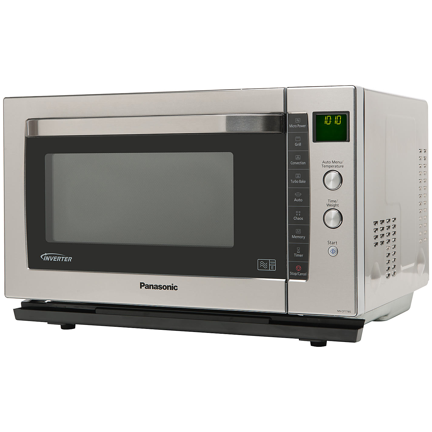 Panasonic Nn Cf778sbpq Combination Microwave Stainless Steel Online At Johnlewis