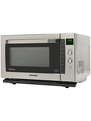 Panasonic NN-CF778SBPQ Combination Microwave Oven, Stainless Steel