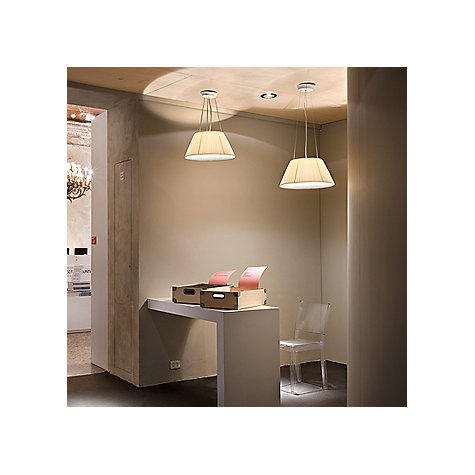 Buy Flos Romeo Soft S2 Ceiling Light Online at johnlewis.com