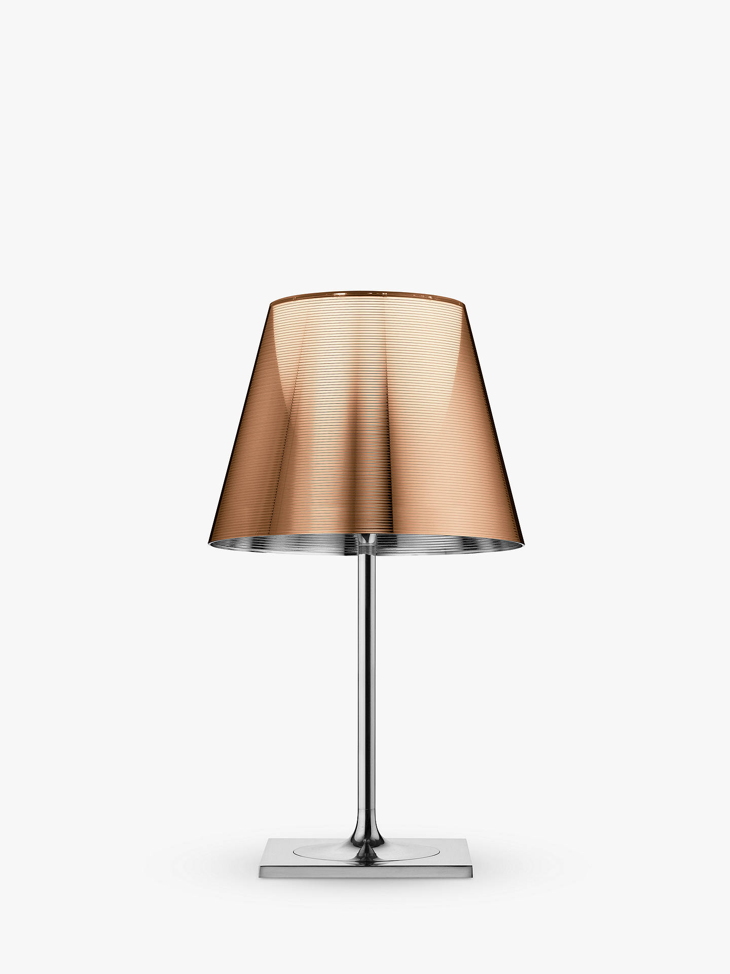 Buy Flos KTribe T2 Table Lamp, Bronze Online at johnlewis.com