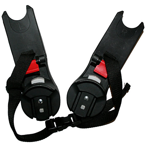 Buy Baby Jogger City Select Car Seat Adaptors Online at johnlewis.com