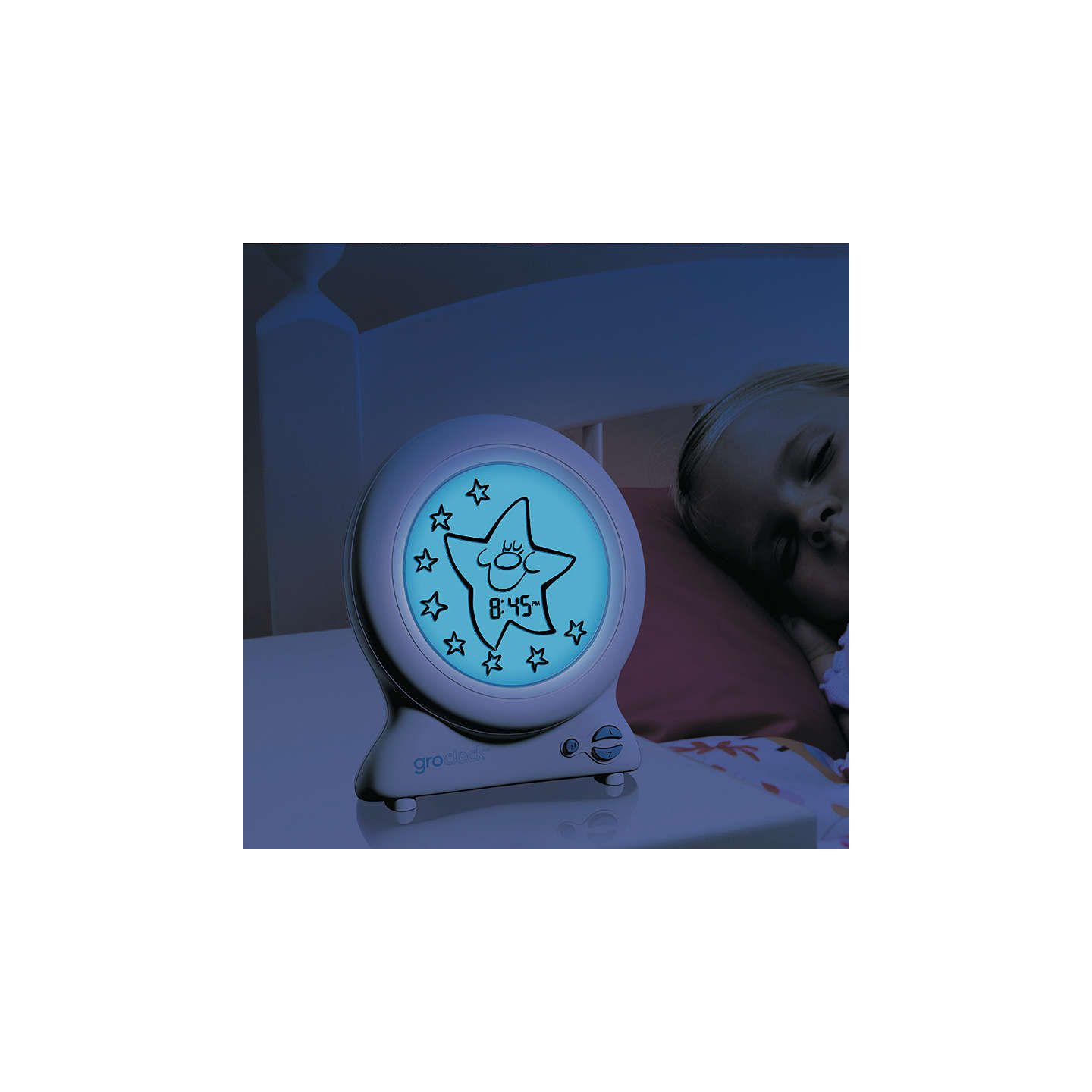 BuyGro-Clock Online at johnlewis.com