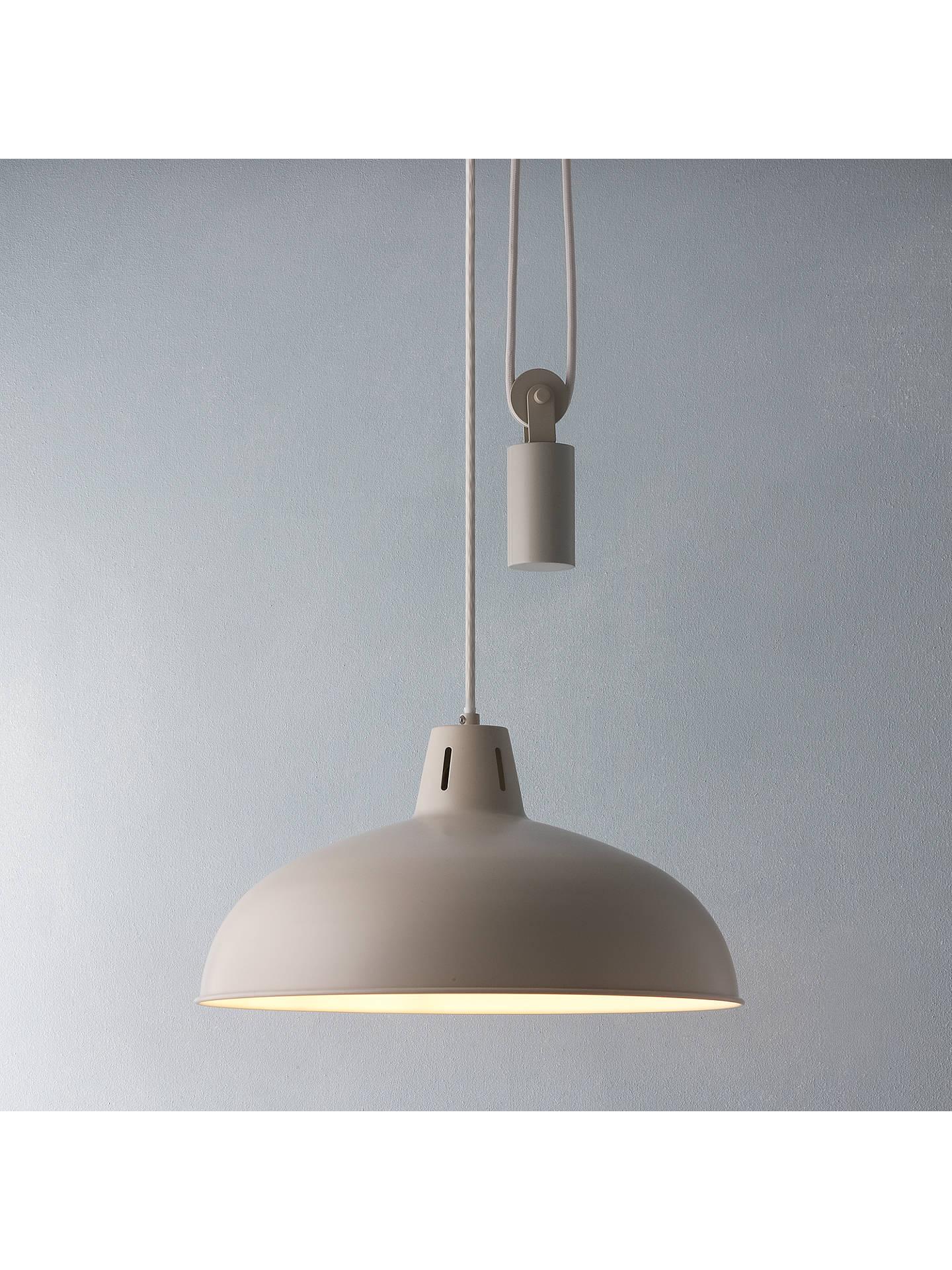 John Lewis Brigitta Ceiling Light At Partners