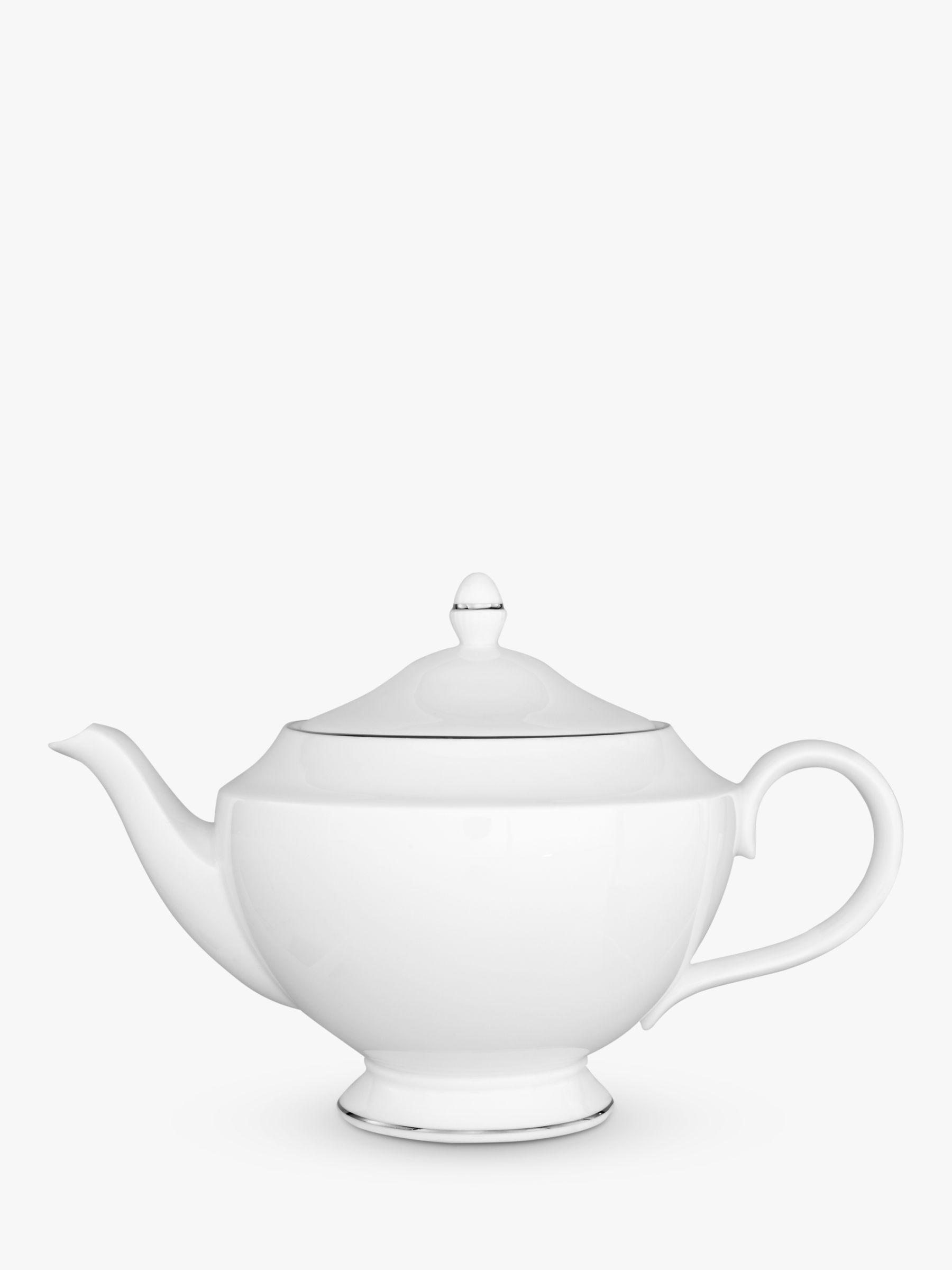 Wedgwood Wedgwood Signet Platinum Teapot, 1.2L