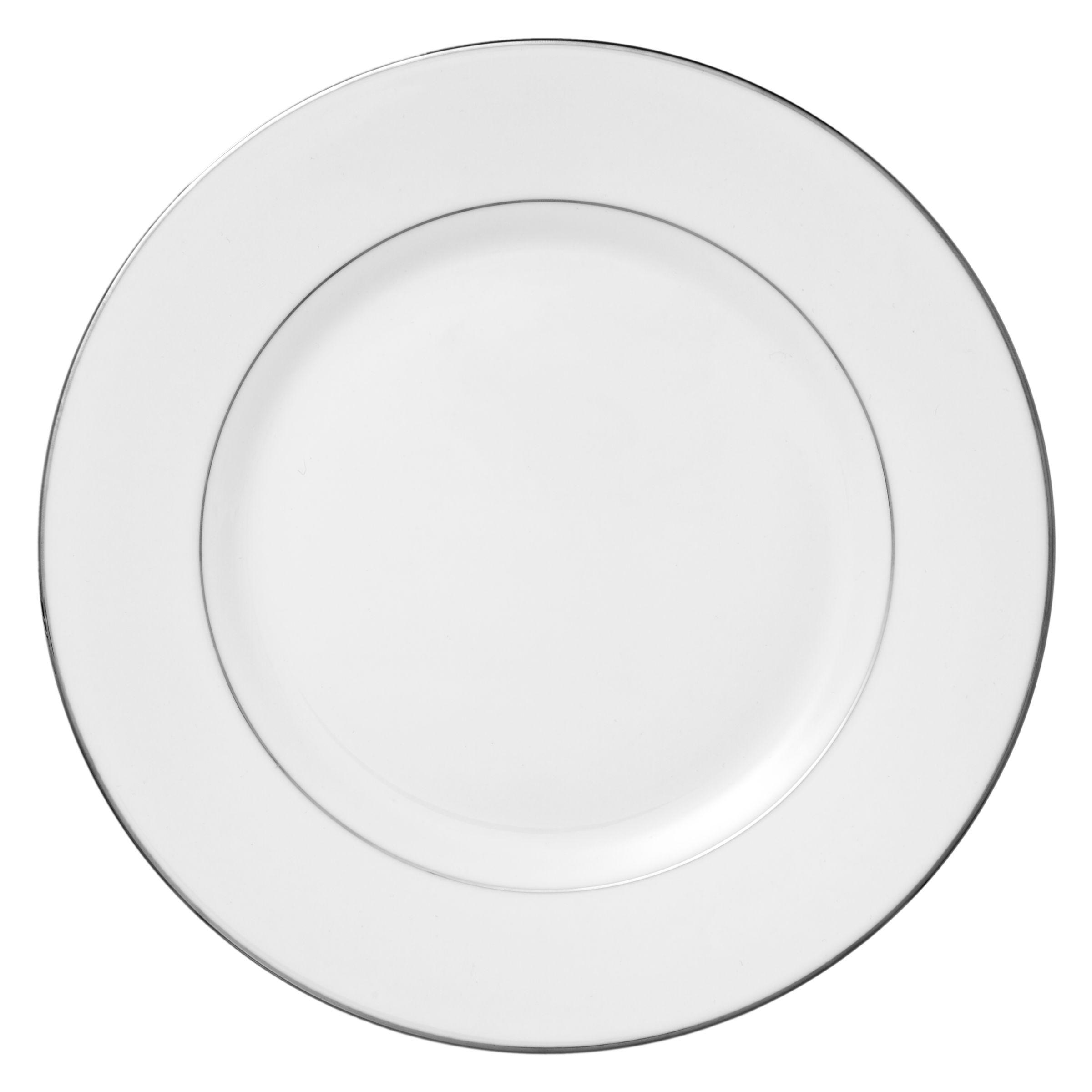 Wedgwood Wedgwood Signet Platinum Plate, Dia.20cm, White