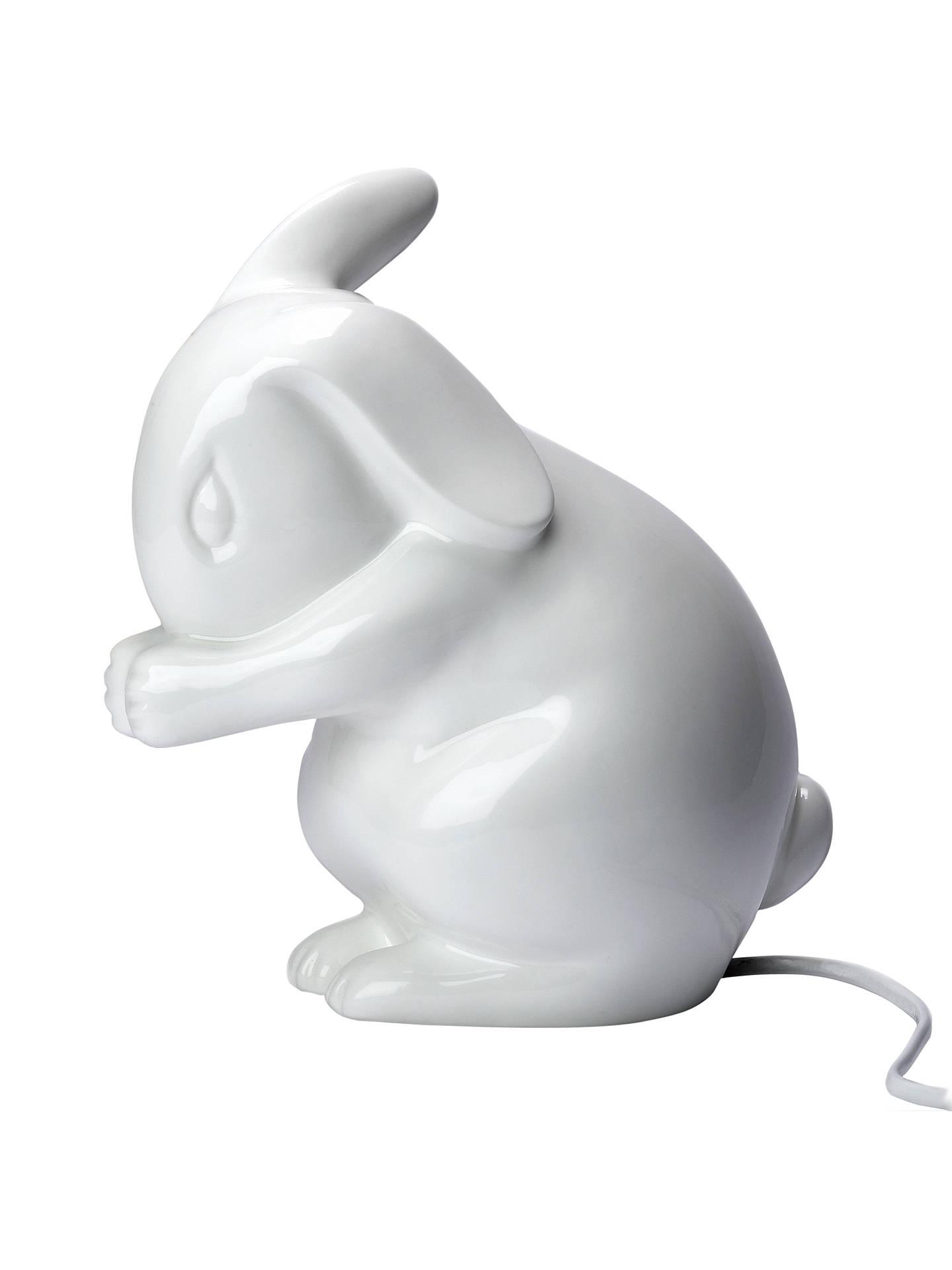 White Rabbit Children S Lamp At John