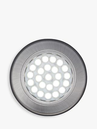 John Lewis Partners Cool Led Circular Flat Under Cabinet Lights