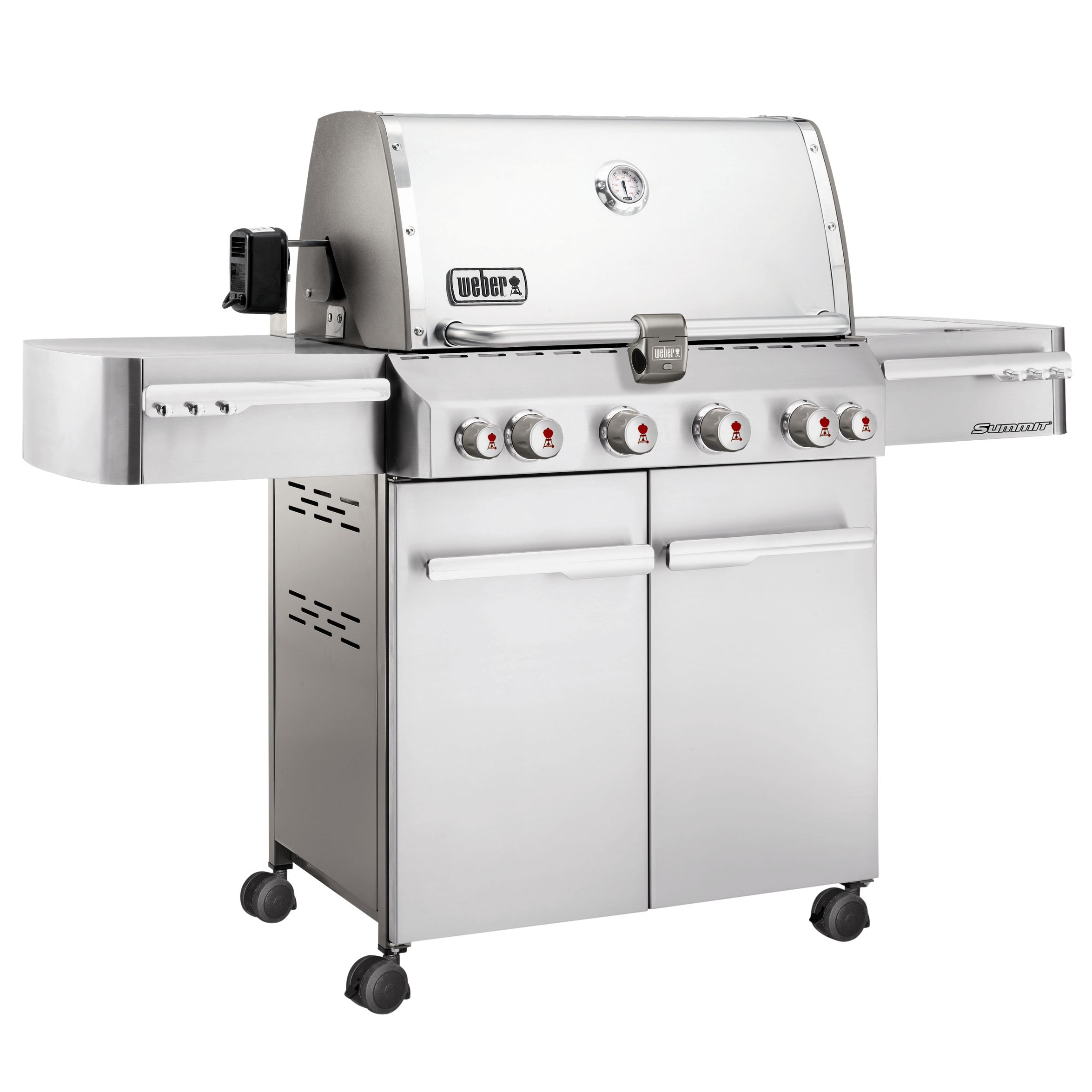 Weber Summit S450 Gas Barbecue