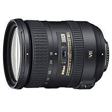Buy Nikon DX 18-200mm f/3.5-5.6G VR Telephoto Zoom Lens Online at johnlewis.com
