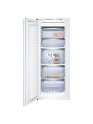 NEFF G8120X0 Integrated Fridge Freezer, A++ Energy Rating, 60cm Wide