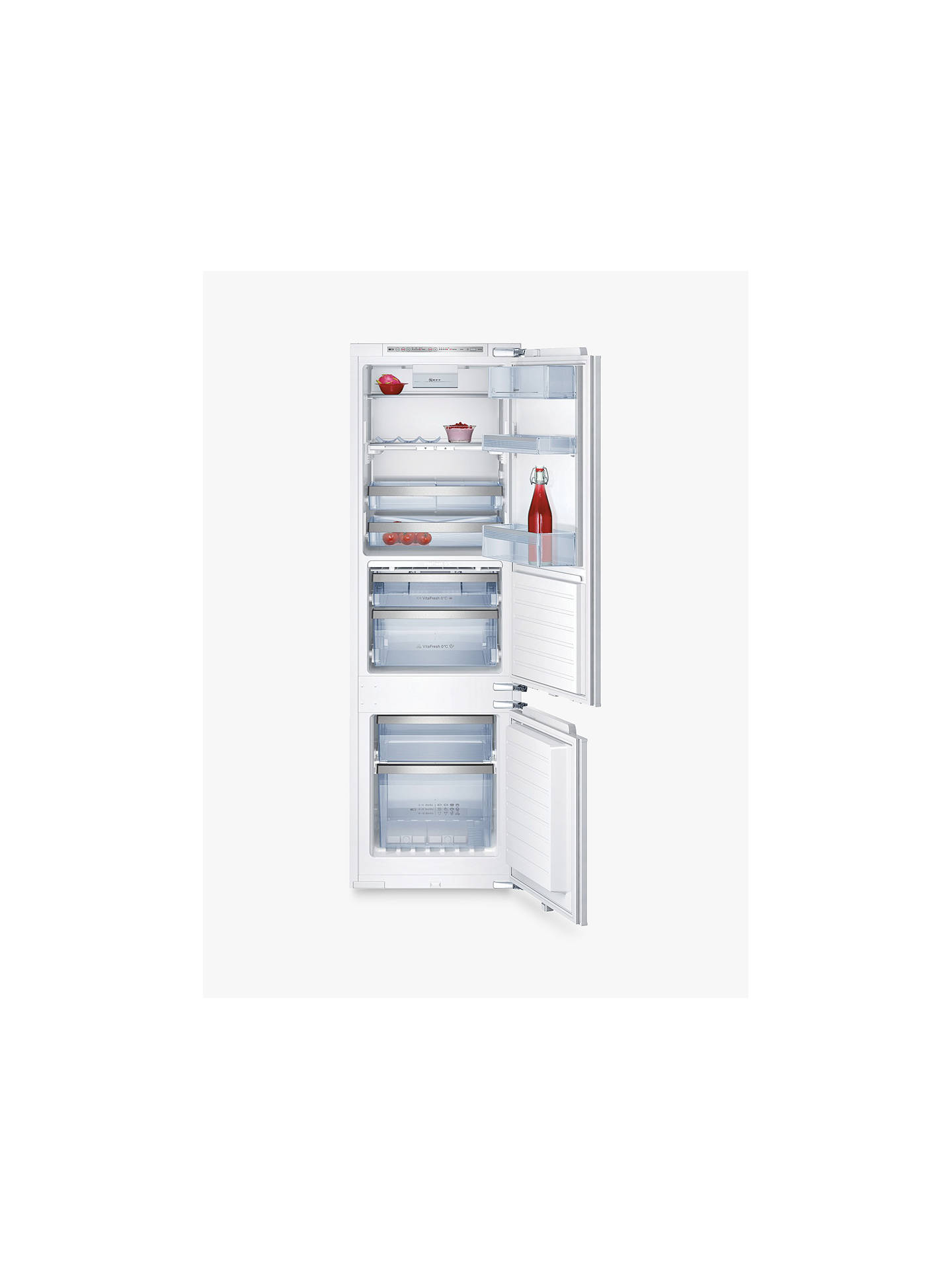 da48cea5609 Buy Neff K8345X0 Integrated Fridge Freezer