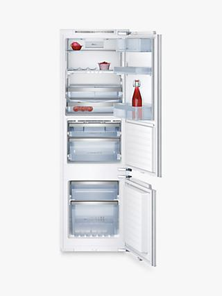 Neff K8345X0 Integrated Fridge Freezer, A++ Energy Rating, 56cm Wide