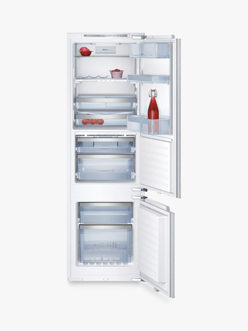 neff k8345x0 integrated fridge freezer a energy bluewater 2. Black Bedroom Furniture Sets. Home Design Ideas