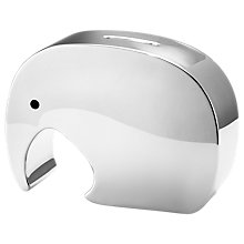 Buy Georg Jensen Moneyphant Large Stainless Steel Money Box Online at johnlewis.com