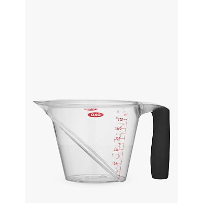 OXO Good Grips Angled Measuring Jug, 0.5L